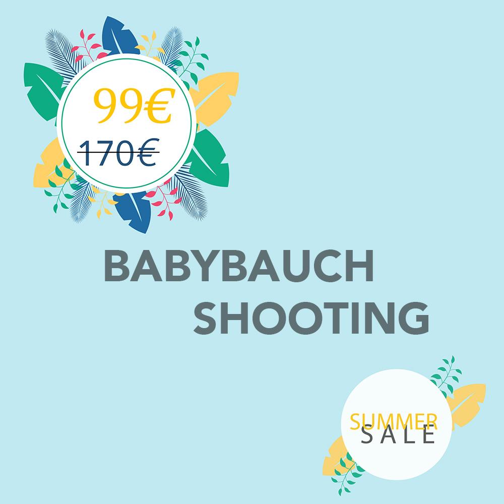 Babybauch Shooting Muenchen preise